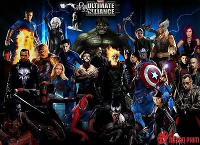Phim Marvel - Thứ tự xem 41 phim theo dòng thời gian trong MCU -