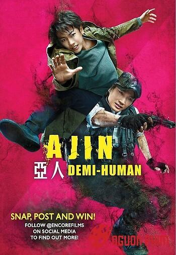 Ajin Live-Action
