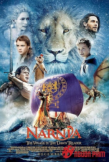 Biên Niên Sử Narnia 3: Trên Con Tàu Hướng Tới Bình Minh