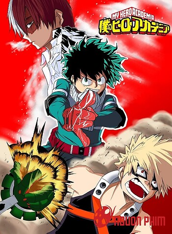 Boku No Hero Academia Ss1
