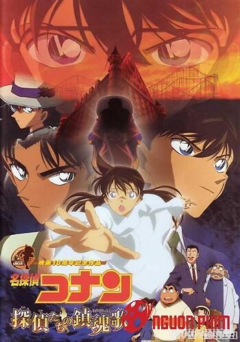 Conan 10: Lễ Cầu Hồn Của Thám Tử