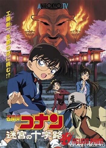 Conan 7: Mê Cung Trong Thành Phố Cổ