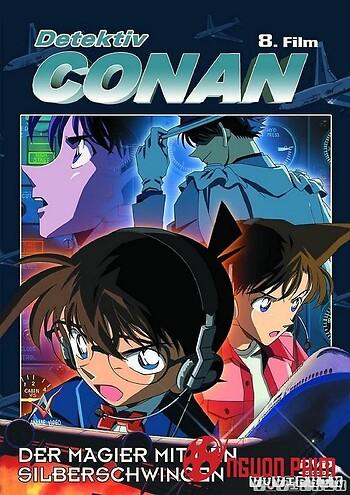 Conan 8: Nhà Ảo Thuật Với Đôi Cánh Bạc