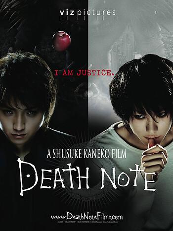Death Note Live Action 2006