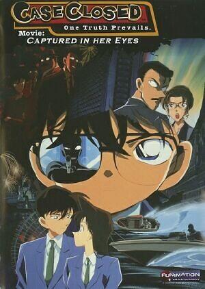 Detective Conan Movie 04 : Captured In Her Eyes