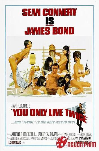 Điệp Viên 007: Chỉ Sống Hai Lần