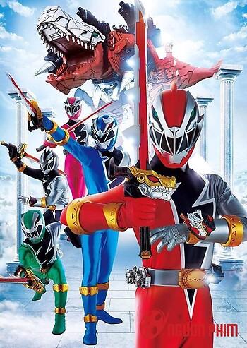 Dinoknight Sentai Ryusoulger