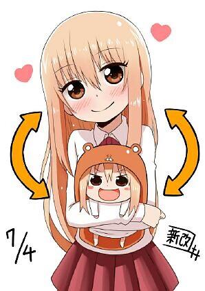 Himouto! Umaru-Chan Bd