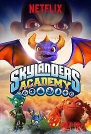Học Viện Skylander Phần 3