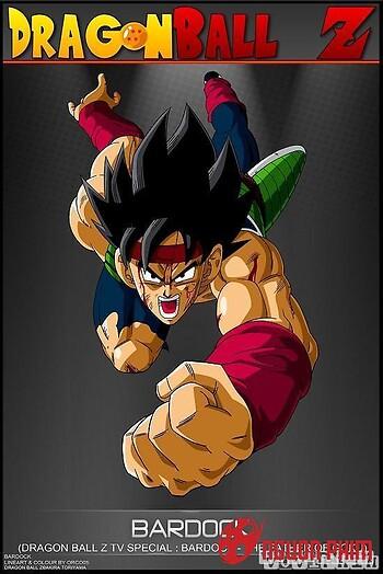 Huyền Thoại Bardock – Cha Của Goku
