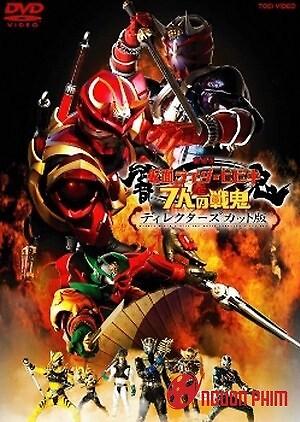 Kamen Rider Hibiki & The Seven Senki