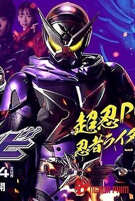 Kị Sĩ Thời Gian: Kamen Rider Shinobi