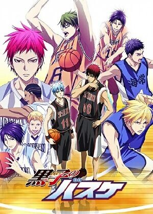 Kuroko No Basket - Season 3