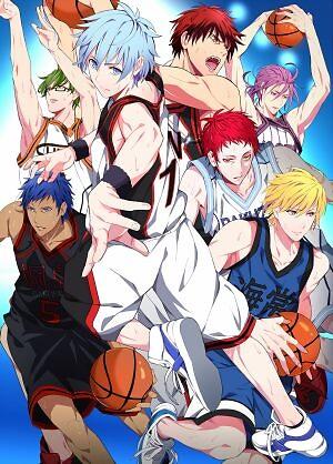Kuroko No Basket - Season 2