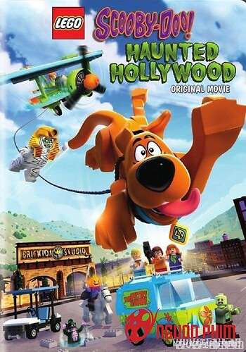 Lego Scooby-Doo: Bóng Ma Hollywood