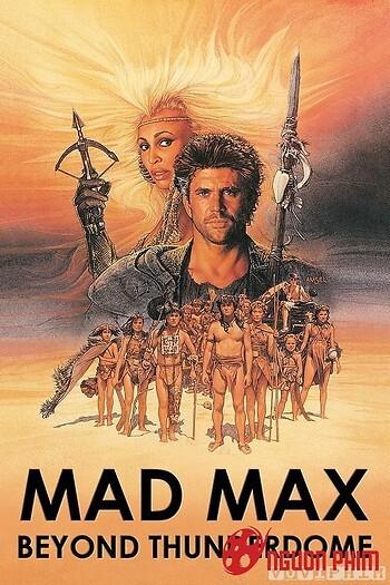 Max Điên Cuồng 3: Đón Bão