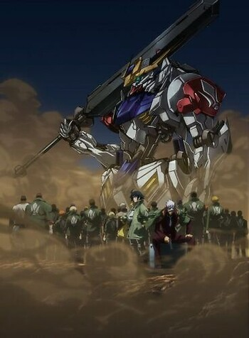 Mobile Suit Gundam: Iron-Blooded Orphans Ss2