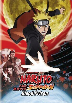 Naruto Shippuuden Movie 5 - Blood Prison