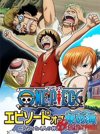 One Piece Tv Special Episode Of East Blue