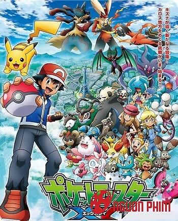 Pokemon – Bảo Bối Thần Kì