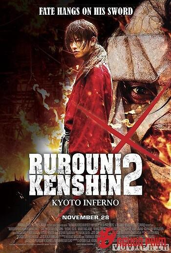 Sát Thủ Huyền Thoại 2: Đại Hỏa Kyoto