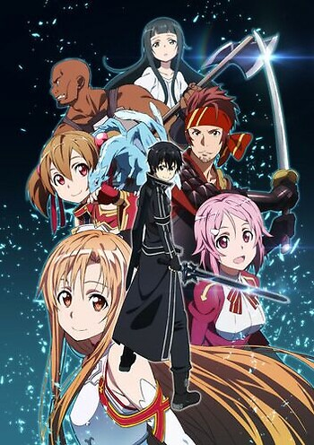 Sword Art Online Bd