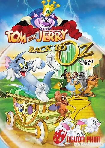 Tom Và Jerry: Cuộc Chiến Xứ Oz
