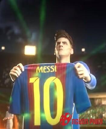 Trái Tim Của Messi