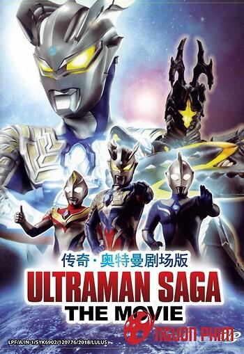 Ultraman Saga The Movie