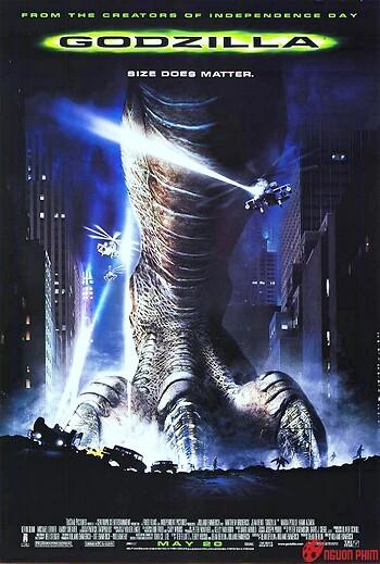 Quái Vật Godzilla (1998)