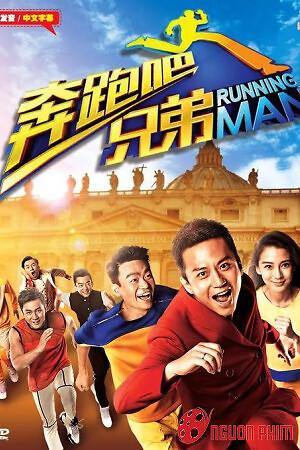 Running Man Bản Trung Quốc- Season 4