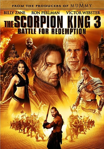 Vua Bọ Cạp 3: Trận Chuộc Tội