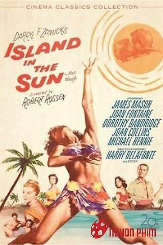 Hòn Đảo Dưới Ánh Mặt Trời