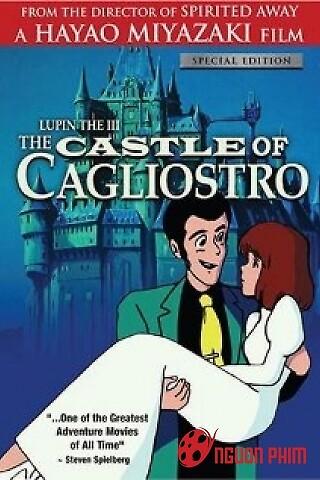 Lupin Đệ Tam: Lâu Đài Gia Tộc Cagliostro