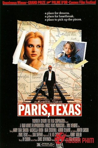 Paris Và Texas