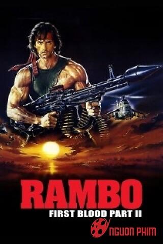 Rambo: Đổ Máu Phần 2