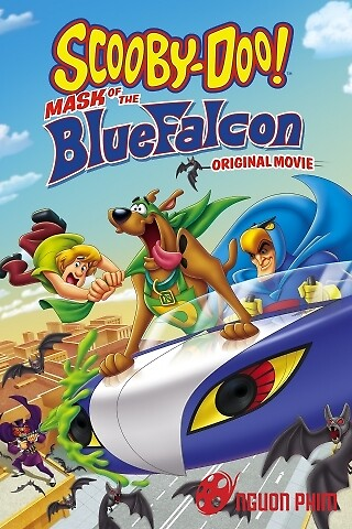 Scooby-Doo! Mặt Nạ Của Blue Falcon