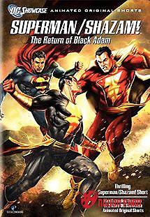 Superman Shazam: Sự Trở Lại Của Black Adam
