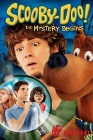 Chú Chó Scooby Doo: Bóng Ma Trong Nhà Hoang