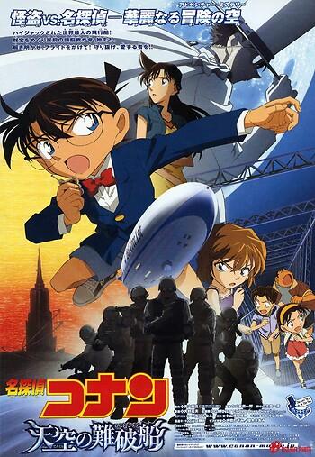Thám Tử Lừng Danh Conan Movie 21: Bản Tình Ca Màu Đỏ Thắm