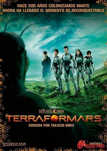 Kế Hoạch Terra Forming