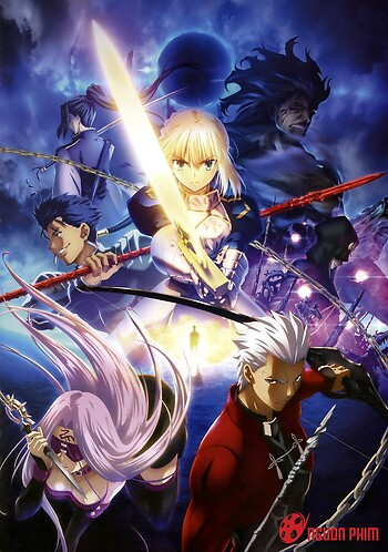 Fate Stay Night Unlimited Blade Works Bd