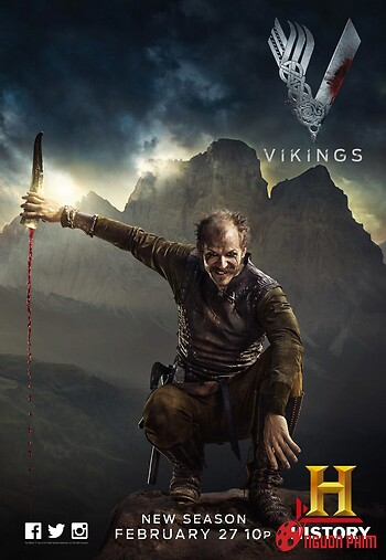 Huyền Thoại Vikings 1