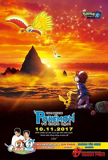 Pokémon The Movie: Tớ Chọn Cậu