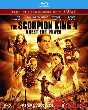 Vua Bọ Cạp 3: Trả Nợ Trận Chiến (2012)