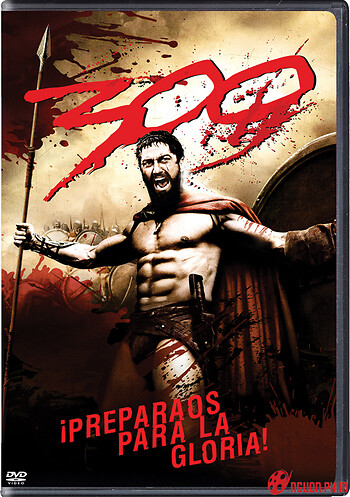 300 Chiến Binh Sparta