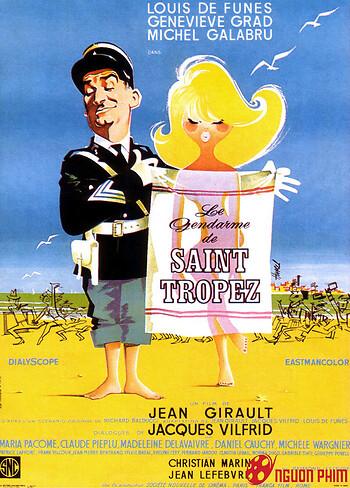 Cảnh Sát Ở Saint-Tropez
