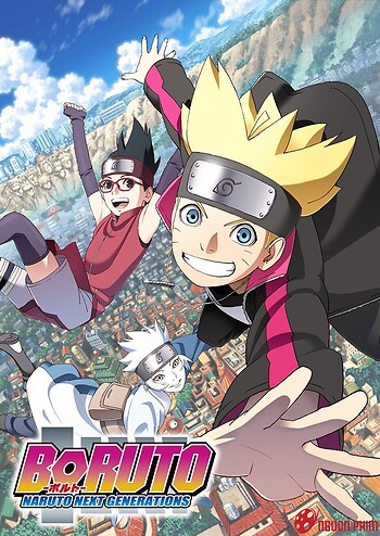 Boruto: Naruto Next Generations 2017