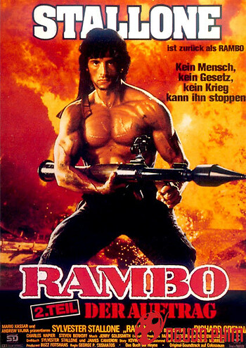 Chiến Binh Rambo 2