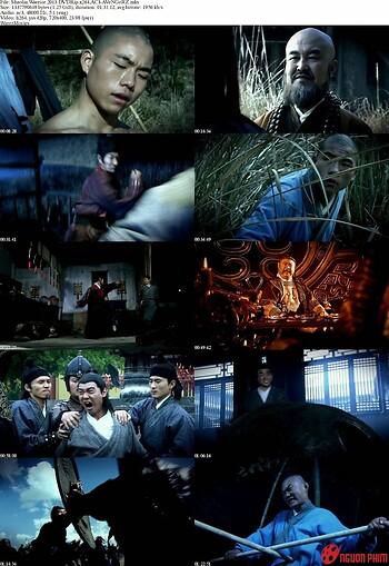 Thiếu Lâm Mãnh Hổ